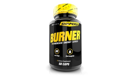 SHAPERS Fat Burner - Weight Loss, Appetite Suppressant (60 Count)
