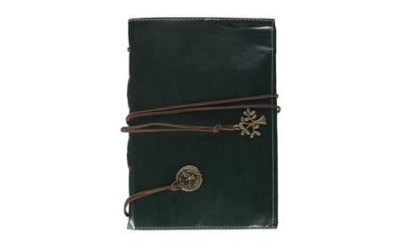 Valery Rustic Classic PU Leather Writing Lined Journal Diary bca0d75b-064b-481f-b2b8-1fe0b2183052