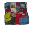 Toy Story Toddler or Twin Bed Microplush Raschel Fleece Blanket