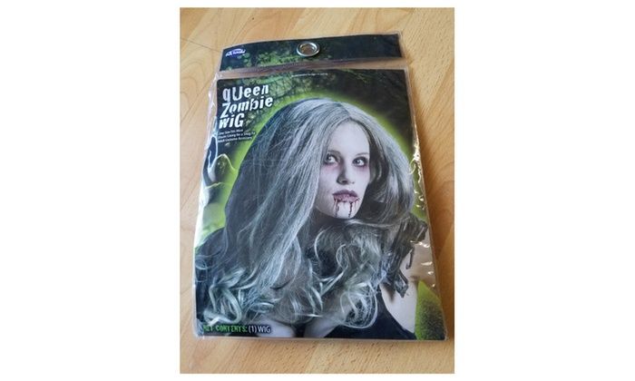 Fun World Halloween Queen Zombie Wig