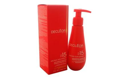 Aroma Sun Expert Protective Hydrating Milk SPF 15 by Decleor - 5 oz 5b4eda75-7230-4f1d-ad40-929531abbf7c