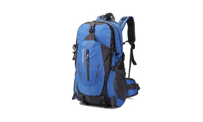 Hiking Camping Waterproof Luggage Rucksack Backpack Sport 5 Colors
