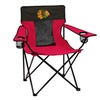 Logo Brands 807-12E NHL Chicago Blackhawks Elite Folding Chair