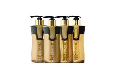 Keratin Cure Smoothing Hair Treatment 300ml/ 10 fl oz 4 Piece Kit 8adce8bb-fd42-4737-8eb9-3a8c83578d03