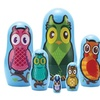 Original Toy Company Kids Playroom Owl Micro