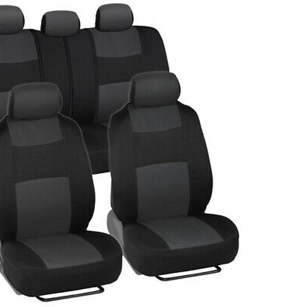Auto Seat Covers For Car Truck Suv Van Universal Protectors Polyester Groupon