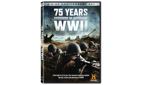 75 Years Of WWII (DVD) 9987283a-c909-42a7-80d5-7c787a080fc2