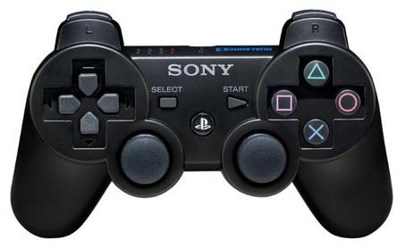 Black Sony Playstation 3 Wireless Controller New Dualshock ef02cf06-3226-4641-864f-a0b93e6b2958