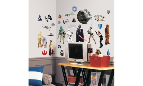 Roommates Star Wars Classic Wall Decals 7ad361a1-0830-48cb-8eed-6bc9b7f5c257