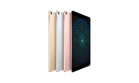 """Apple iPad Pro 64GB 10.5"""" WiFi Tablet (Refurb. A-Grade) with MFi-Certified Lightning Cable and Generic Power Adapter 1e0e7349-1b44-480d-b1d7-1855e0c060c8"""