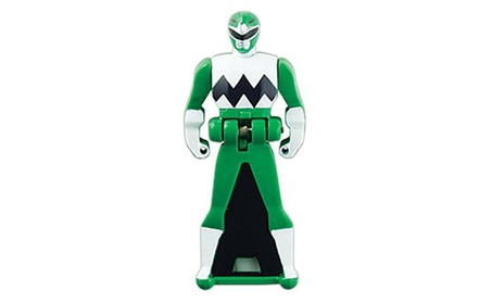 "Power Rangers Super Megaforce Green Galaxy Ranger Key 2.5"" b73ae4e5-609e-4f7a-bc88-707aed5ae969"
