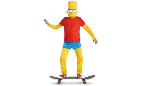 The Simpsons Bart Simpson Deluxe Child Costume 2e08d298-92fa-45d7-9709-f1e7d6cd120e