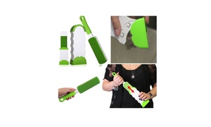 Fuzzy Fur Lifter: Self-Cleaning Pet Fur & Lint Remover