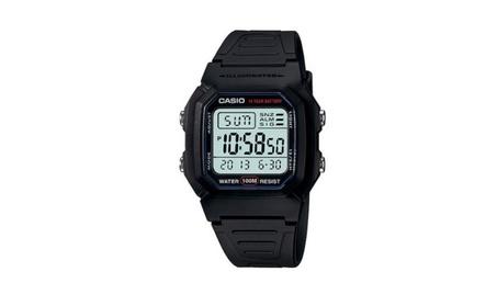 Casio Men's Classic Digital Sports Watch 77302947-10ce-4d2b-a208-46ea028a358a