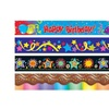 Party Time Bulletin Board Deco Trim Pack