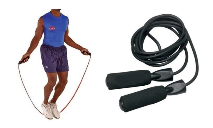 Fitness Gym Equipment Jump Rope Fitness Workout Exercise