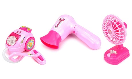 Lil Sweet Household Pretend Play Toy Home Appliances Play Set photo