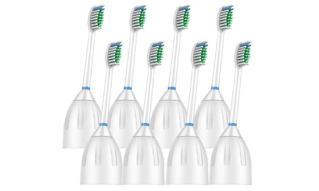 Replacement Toothbrush Heads For Philips Sonicare E series Essence (8)