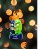 NFL Lit Tiki Ball Ornaments