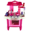 Velocity Toys Kitchen Appliance Children's Toy Cooking Play Set
