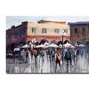 Ryan Radke Italian Marketplace Canvas Print