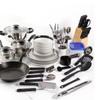 Total Kitchen 83-Piece Combo Set