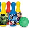 Plastic Licensed Kids Bowling Set (7-Piece)