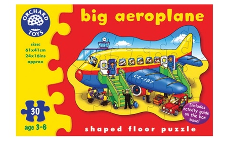 The Original Toy Company Kids Entertainment Big Aeroplane bd30101e-ea62-430d-b23a-3a0525fed68a
