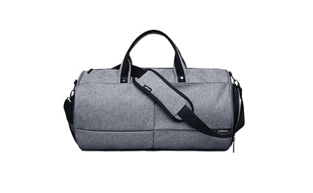 Multi-function Large Mens Gym Bag Cylinder Bag Travel Bag