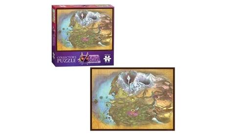 The Legend of Zelda Majora's Mask Termina Map Collector's Puzzle 550 P 4907d710-5915-41b0-bbd4-4ecf88581858