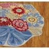 Glenna Jean Chantilly Flower Rug