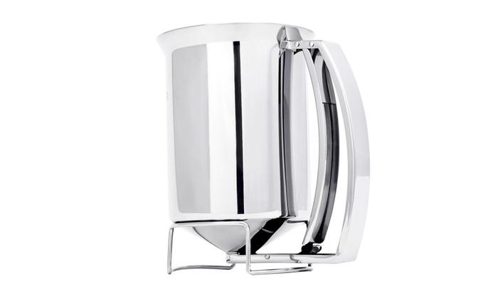 Import Deals Store: Stainless Steel Pancake Batter Dispenser