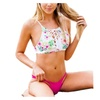 Women's Printing Adjustable Casual Bikini Sets