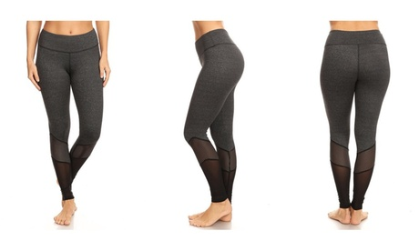 About Yoga Life QuickDry Mesh Insert Fitness Legging efe5d9ee-cec8-47eb-b70d-bc348d7a65f9