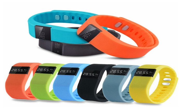 waterproof step, calorie counter, Wi-Fi enabled watch