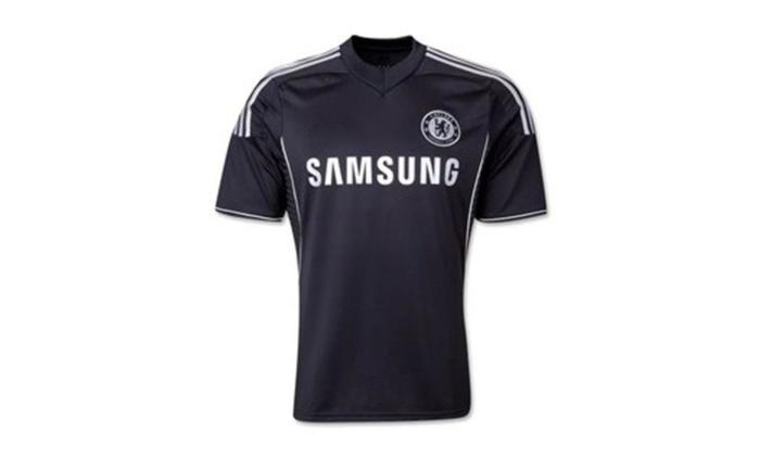 Chelsea 2013-14 Boys Jersey Black  28719755e