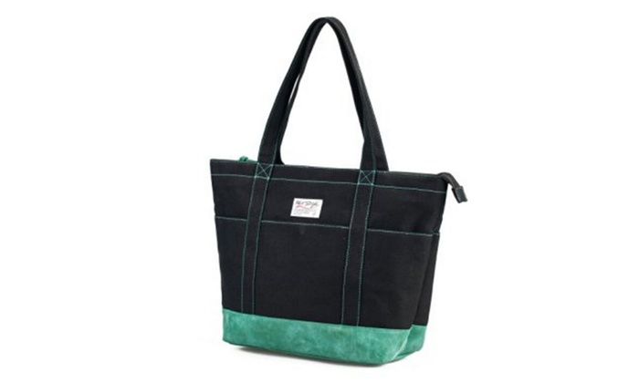 c87f23973e9c Up To 64% Off on AMY Womens Large Canvas Tote ...