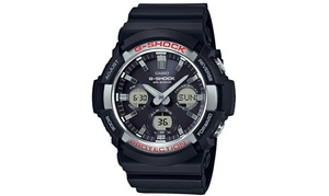 Casio G-Shock Mens Analog Digital Watch (Black)