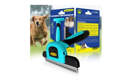 Pet Deshedding Tool c688d2b9-9feb-4137-a826-ac05f473fe79