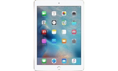 """Apple iPad Air 2 9.7"""" WiFi Tablet with MFi Certified Lightning Cable and Generic Power Adapter (Refurbished, A-Grade) 44d158b0-812f-461f-ac70-9486fbf25c16"""