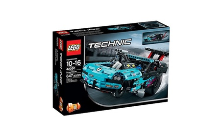 LEGO Technic Drag Racer 42050 Car Toy ae3e7010-6d64-4bca-b698-8bee20a57a80