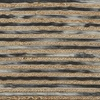 LR Home Topanga Natural Braided Striped Charcoal Grey Rectangle Indoor Area Rug