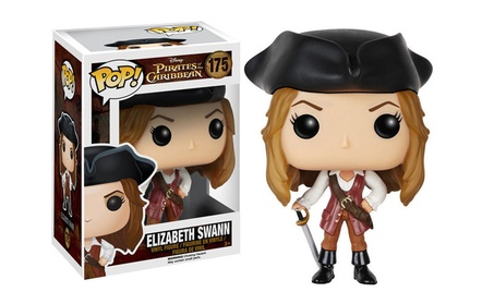 Pirates of Caribbean Model PVC Elizabeth Action Figure Swann Toys Gift b208196f-1b10-4223-a71d-9f521aac39f3