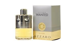 Azzaro Wanted Eau de Toilette for Men (3.4 Fl. Oz.)
