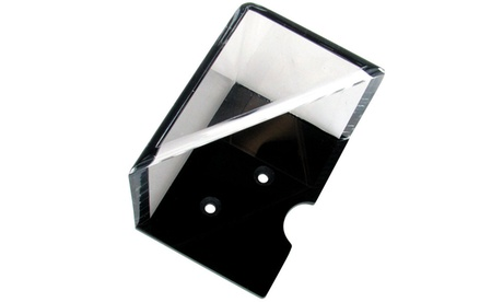 4 Deck Professional Grade Acrylic Discard Holder with Top 64b266a5-fd5f-4381-befc-8c2882cdc7b3