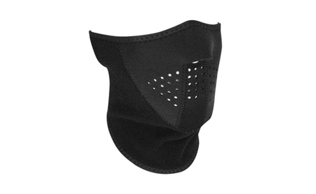 New Zan Headgear 3 Panel Half Mask & Fleece Neck ae1c7154-c516-4f6f-bb85-a92a7b6deba1
