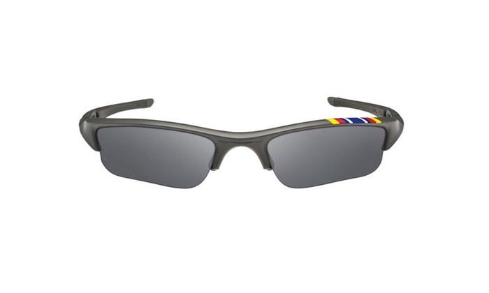 06bc765d4e6a8 Oakley Gwot Si Flak Jacket Xlj Sunglasses 009009-02