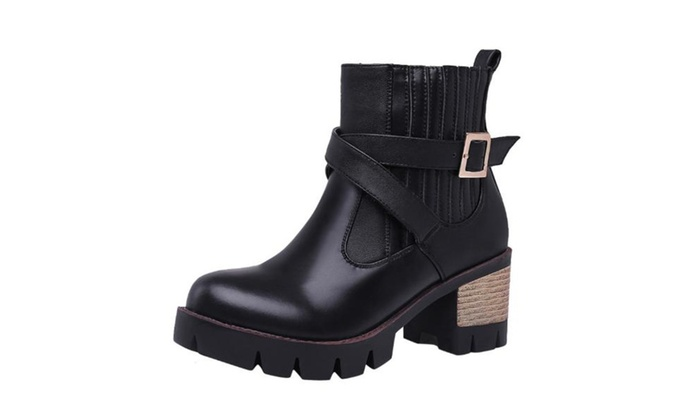 Women's Cattlehide Casual Fashion Boots