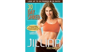 Jillian Michaels Workout on DVD