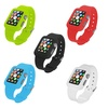 Silicone Protective Cover and Sport Band for Apple Watch Series 1, 2 & 3